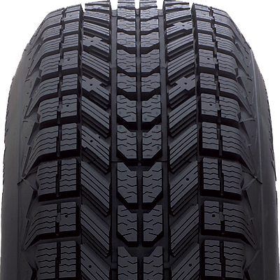 Winterforce tire treads